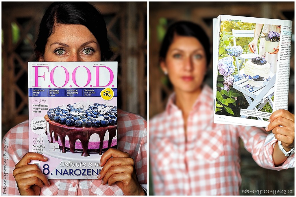 časopis FOOD srpen 2015