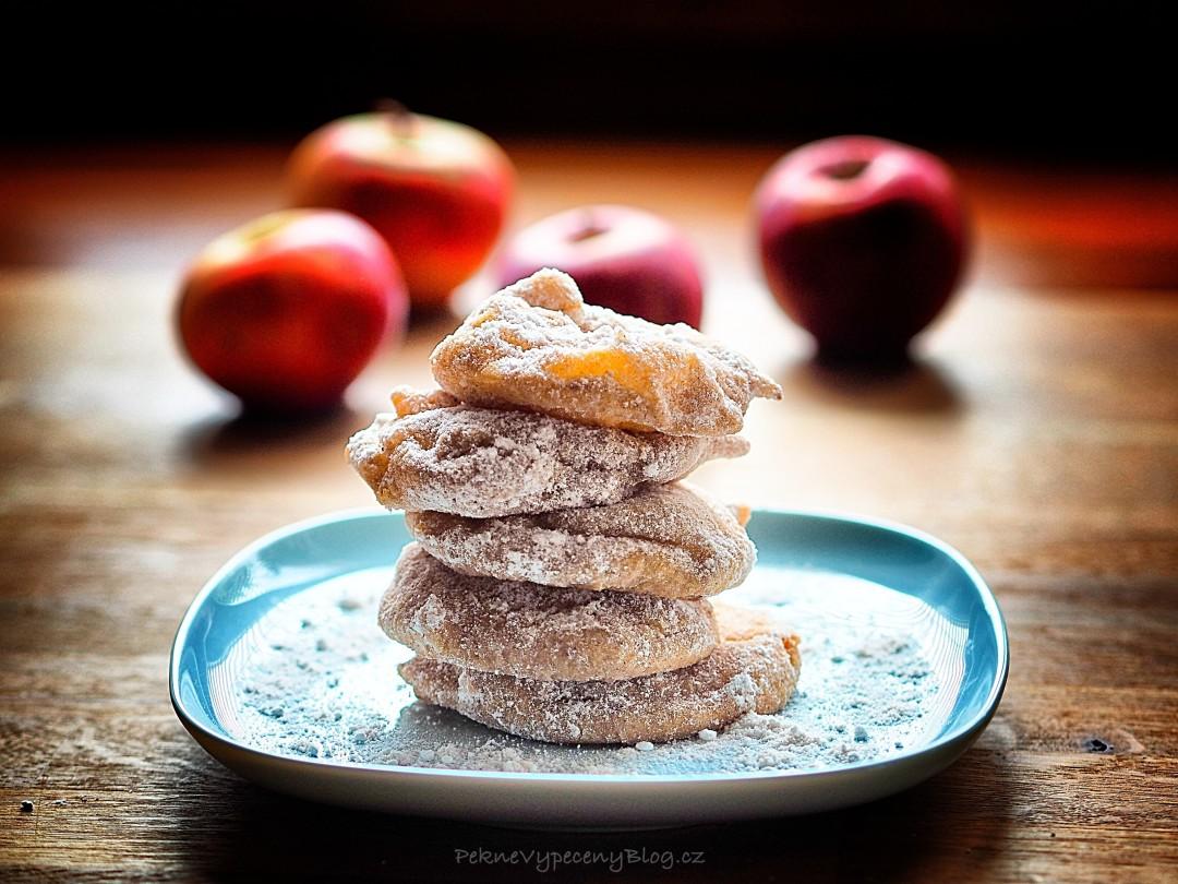 Jablečné kroužky