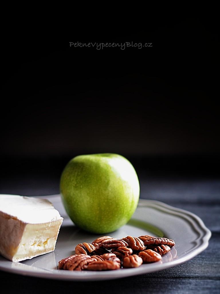Šátečky se sýrem Brie