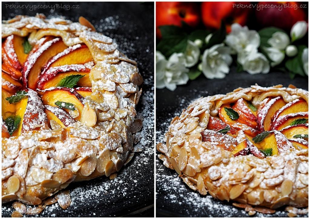 Nektarinkový koláč