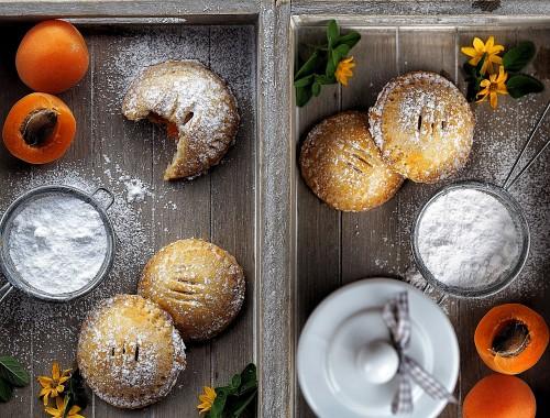 Meruňkové koláčky