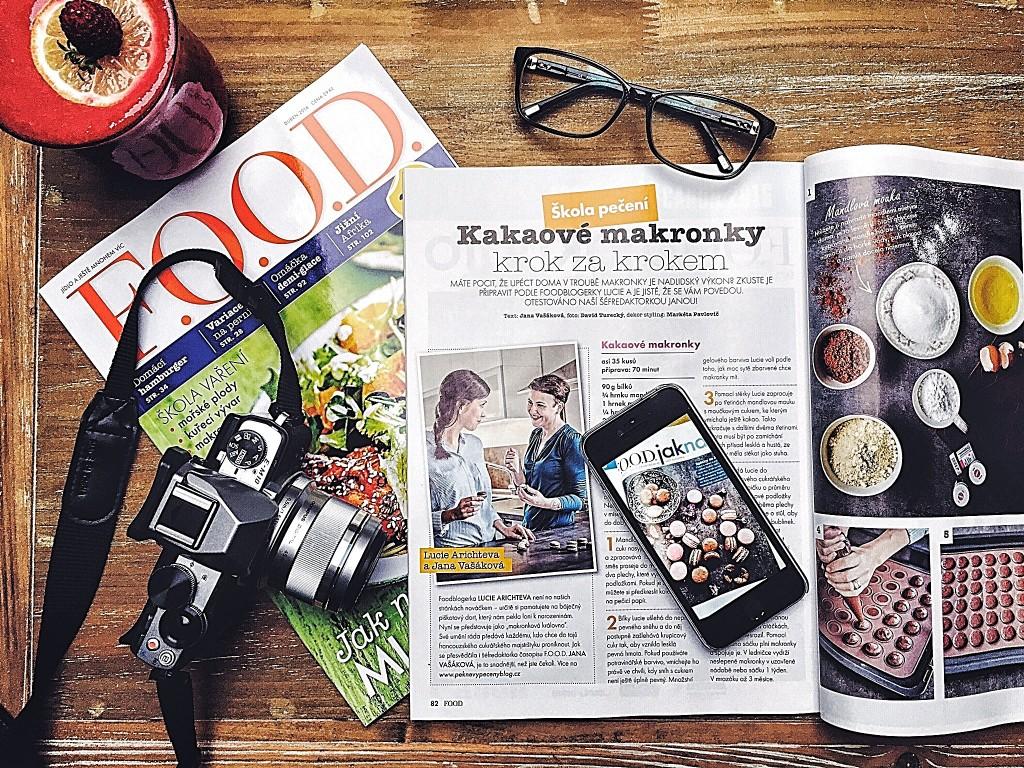 F.O.O.D. časopis (březen 2016)