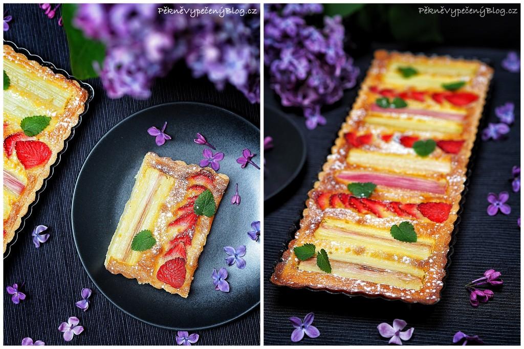 linecký koláč s rebarborou (web)