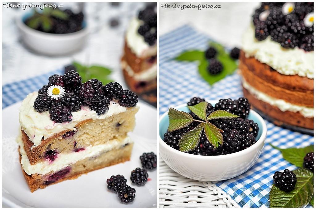 cuketový dort s ostružinama (výběr)2