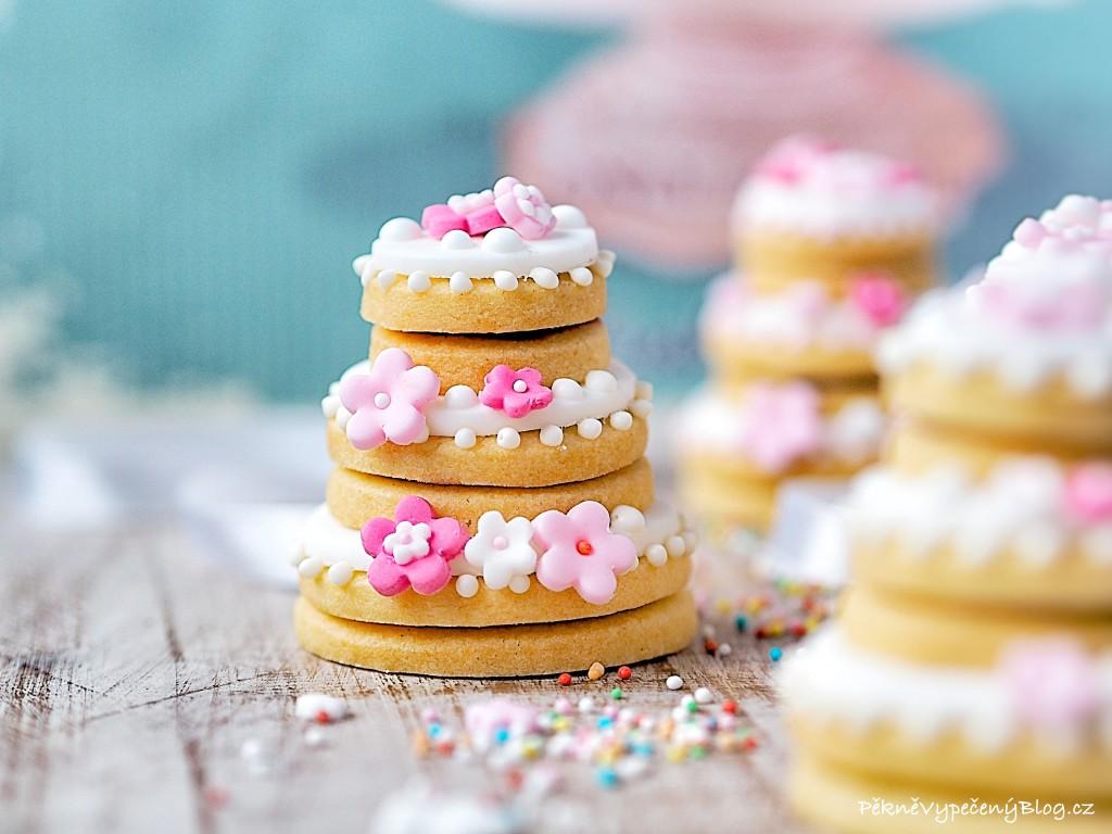 Linecké dortíky
