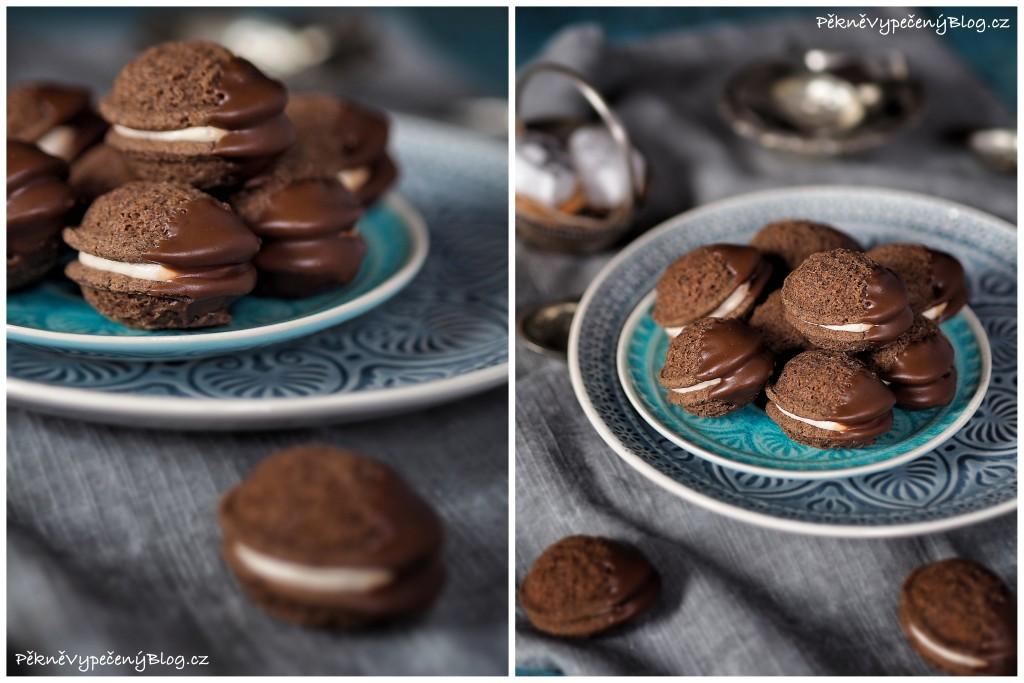 Kakaové ořechy z formiček