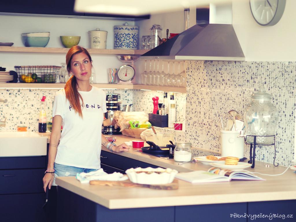 pečení s Veronikou