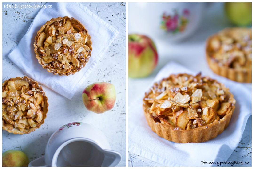 Jablečné tartaletky