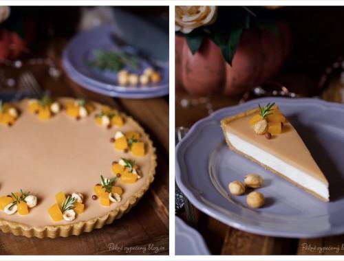 cheesecake s karamelem